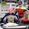 New Exclusive Retro Batman Classic 1966 TV Series Action Figures