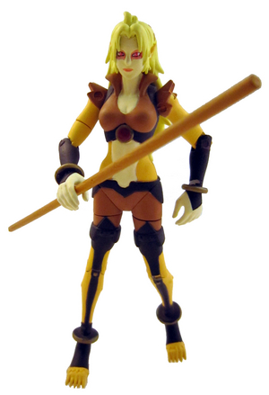 Thundercats Characters Cheetara on Thundercats Moviecomic Book Movie   Ben Ten