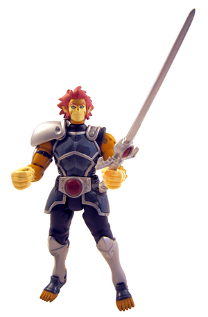 Thundercats Figures on An Exclusive 4 Figure All 4 Basic Figures Can Play And Interact With