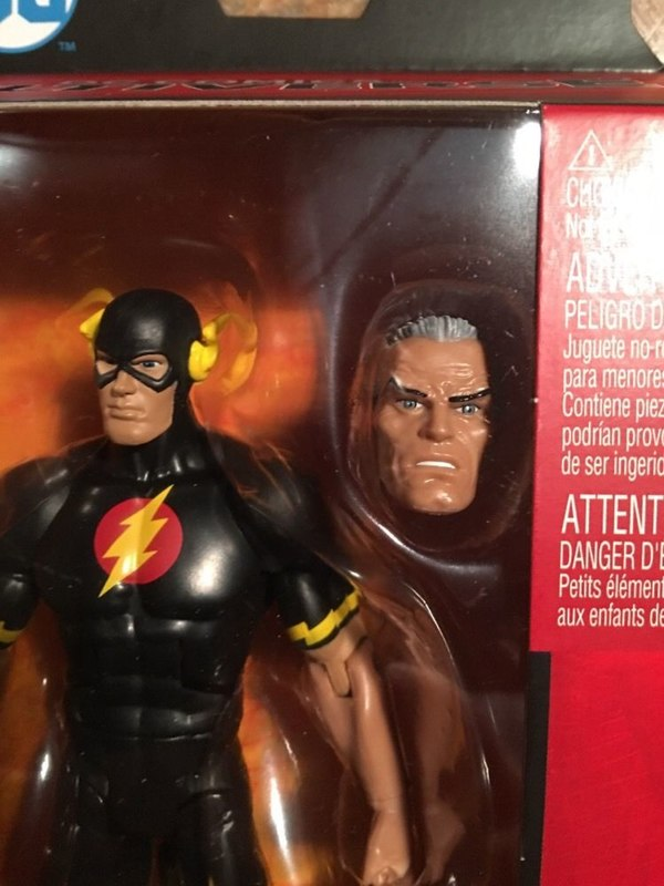 Fashion 2017 man - Dc Comics Multiverse 6 Quot Walgreens Exclusive The Flash Dark