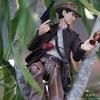 Indiana Jones Figma Figure In-Hand Images