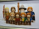 LOTR Legos Debut At The UK Toy Fair