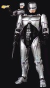 MAFEX Robocop Figure From Medicom
