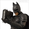 Medicom MAFEX Dark Knight RIses Batman Figure Images