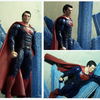 Man of Steel Movie Masters Superman In-Hand Images