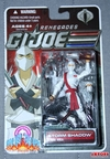 G.I. Joe 30th Anniversary Wave 3 Storm Shadow Carded Figure Images