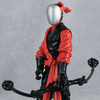 G.I. Joe: Retaliation Red Ninja & Stormshadow (Dojo Battle 3-Pack) In-Hand Look