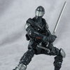 G.I. Joe: Retaliation Snake-Eyes (Ninja Showdown 3-Pack) In-Hand Look