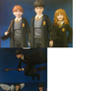 S.H. Figuarts Harry Potter Figures Coming From Tamashii Nations