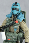 G.I. Joe: Retaliation - Tactical Ninja 3 Pack Sgt. Airborne