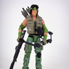 TRU Exclusive G.I. Joe Pursuit Of Cobra Spirt Iron-Knife Figure