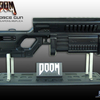 Doom - BFG Scale Replica
