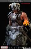 The Elder Scrolls V: Skyrim Dragonborn Statue