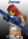 First 4 Figures: GI Joe 1:4 Scale Zartan Bust