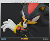 Shadow the Hedgehog Statue