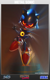 Metal Sonic Collectible Statue Coming From First 4 Figures