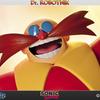 Sonic The Hedgehog Dr. Robotnik Statue