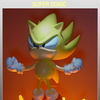 Super Sonic Statue coming from First 4 Figures