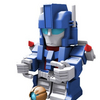Exclusive Super Deformed Transformers Ultra Magnus Statue