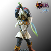 First 4 Figures: Legend of Zelda Fierce Deity Link Collectible Statue