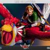 The Legend of Zelda Skyward Sword, Link on the Crimson Loftwing Statue