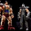 Teenage Mutant Ninja Turtles 3rd Party NT-02 Oraku Saki (Shredder) Figure Revealed