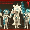 2013 NYCC Outer Space Men Exclusive
