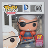 2014 SDCC Exclusive POP! DC Heroes Deathstroke Unmasked