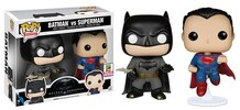 2015 SDCC Exclusive Batman V Superman: Dawn Of Justice POP Vinyl Figure Set & More