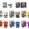 2017 NYCC Exclusive Funko 8-Bit TMNT, Dig Dug & Five Nights Of Freddy Figures
