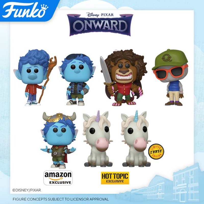 Tons Of Funko Pop Vinyl Figures Revealed At The London Toy