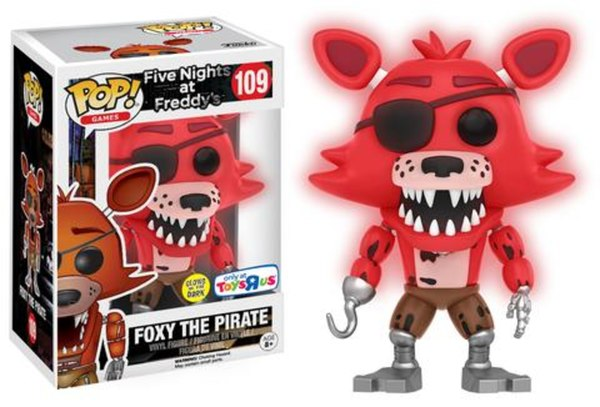 Five Nights At Freddy S Exclusive Pop Vinyl Figure From Funko