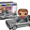 Pop! Rides: Back to the Future - Time Machine