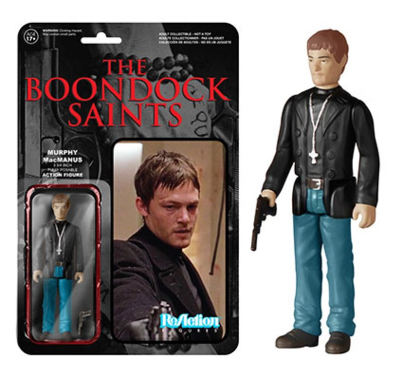 The Boondock Saints ReAction & POP! Vinyl Figures