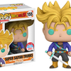 NYCC Exclusive Dragonball Z - Super Saiyan Trunks POP Vinyl Figure