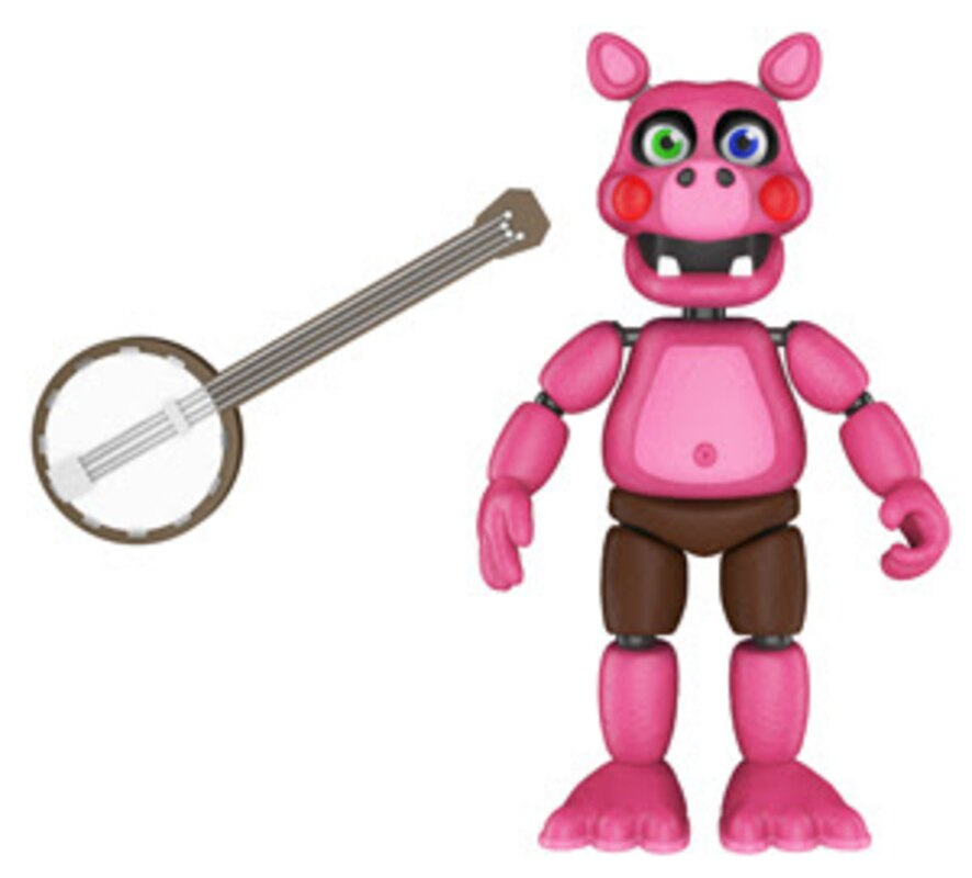 New Five Nights At Freddy's Action Figures Coming From Funko