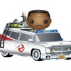 POP! Vinyl Ghostbusters Ecto-1 With Winston Figure