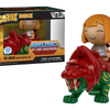 Dorbz Ridez: He-Man with Battle Cat From Funko