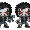 Previews Exclusive Lobo POP! Vinyl Figures From Funko