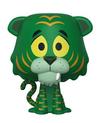 Funko Specialty Series MOTU Prince Adam, Cringer & Green Hornet Figures