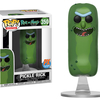 Previews Exclusive Sandman Death & Rick & Morty Pickle Rick POP! Vinyl Figures