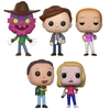 Rick & Morty Series 3 POP! Vinyl Figures