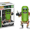 Rick & Morty Pickle Rick POP! Vinyl Figures From Funko