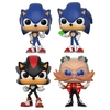 Sonic The Hedgehog POP! Vinyl Figures From Funko