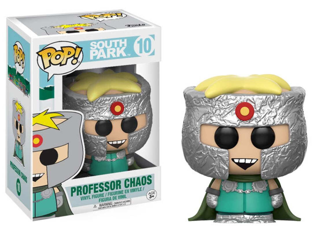 South Park Wave 2 Pop Vinyl Figures From Funko