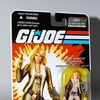 G.I.Joe Collector Club Subscription Service Cover Girl Carded Figure Image