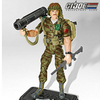 G.I.Joe Collector's Club 2012 Free Membership Figure Is Footloose