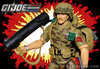 360 Degree View Of The G.I.Joe Collector Club Exclusive Footloose Figure