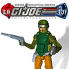 G.I.Joe Collector Club FSS 8.0 Preview - Captain Grid-Iron