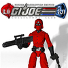 G.I.Joe Collector Club FSS 8.0 Preview - Red Laser
